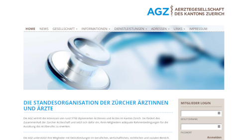 Ärztegesellschaft des Kantons Zürich
